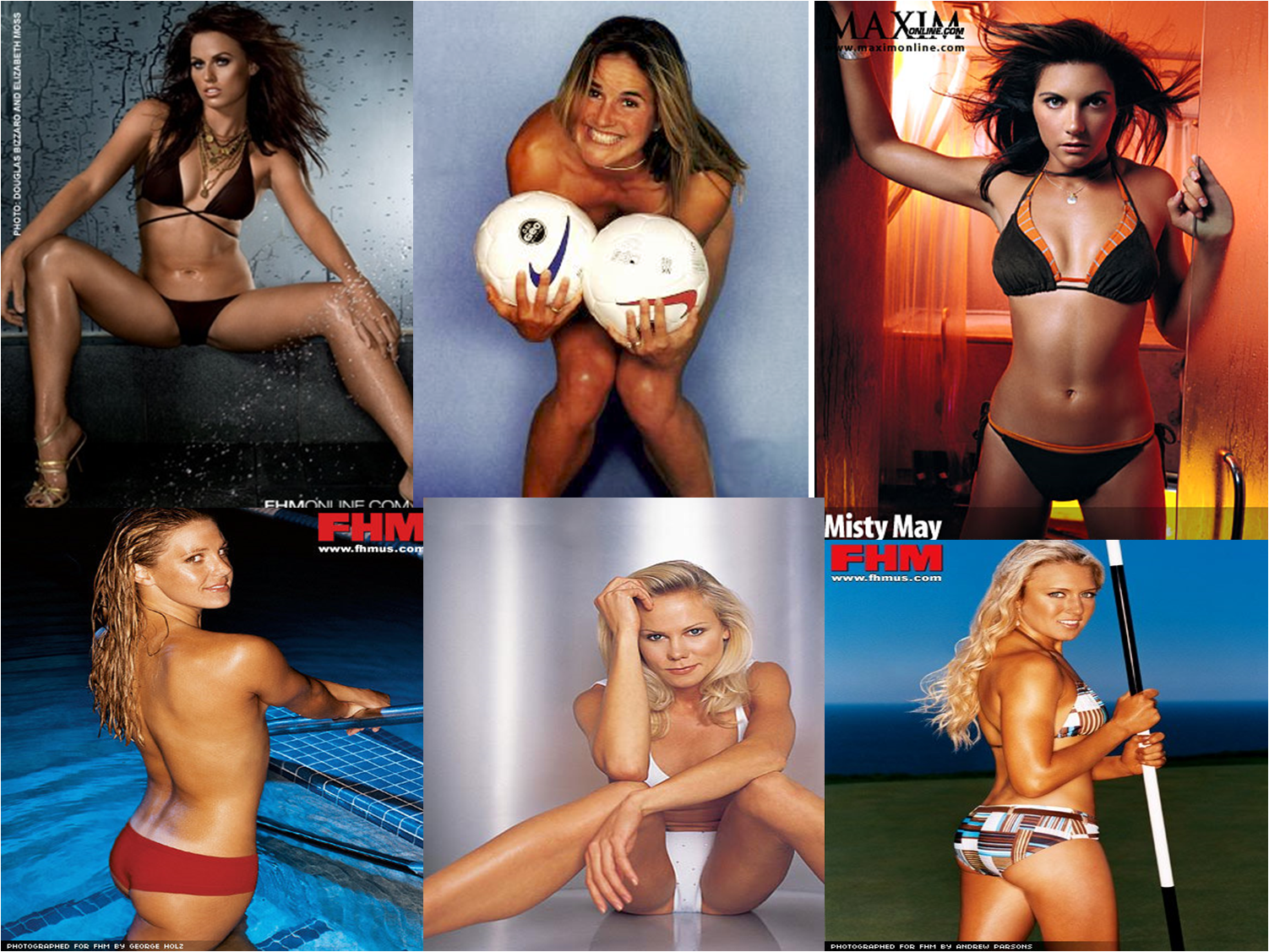 Sexualisation of women in the media