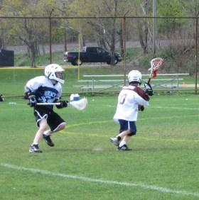 I'm glad the kids prefer lacrosse to the major sports teams.