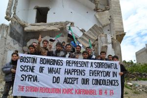 Message from Syria
