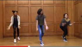 BGA flashmob dance