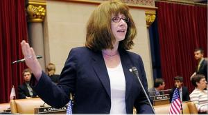 Linda B. Rosenthal, New York Assemblymember, introduces Media Literacy bill