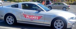 Planes car
